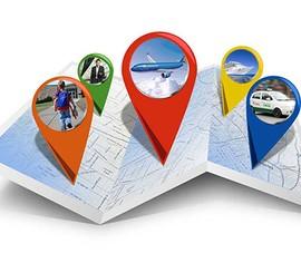 Tìm địa điểm cấp tốc trên smartphone