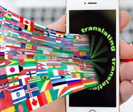 2 ứng dụng dịch thuật đa ngôn ngữ trên iOS