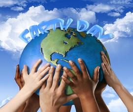 Cách đổi ảnh đại diện Facebook mừng ngày Trái đất