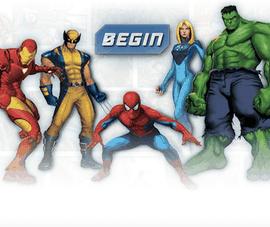 Tạo avatar Facebook theo phong cách Anime và siêu anh hùng