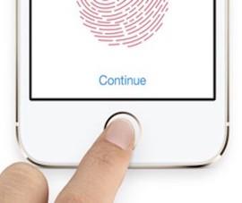 Sửa lỗi Touch ID trên iPhone không hoạt động