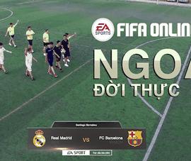 'Đau bụng' với FIFA Online 3 phiên bản đời thực