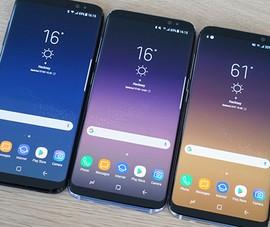 Galaxy S8 sở hữu nhiều công nghệ thú vị