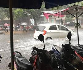 Ứng dụng giúp tránh trời mưa và đường ngập nước