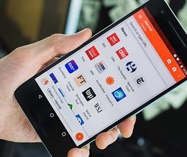 Ứng dụng giúp tăng tốc smartphone và tiết kiệm pin