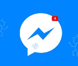 Xuất hiện mã độc nguy hiểm lây lan qua Messenger