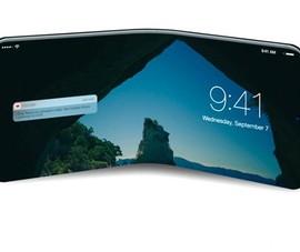 Apple sắp sản xuất iPhone có màn hình uốn dẻo?