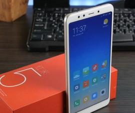 Đánh giá nhanh smartphone giá rẻ Xiaomi Redmi 5