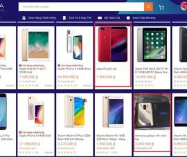 iPhone X giảm giá sốc chỉ còn 2,8 triệu đồng?