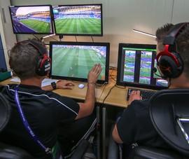 3 công nghệ độc đáo được sử dụng tại World Cup 2018