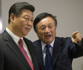 Đây là lí do khiến Mỹ phải đề phòng Huawei
