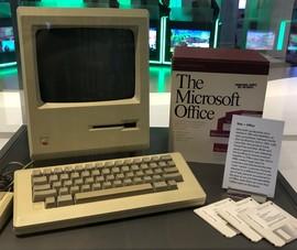 Đây là lý do vì sao trụ sở Microsoft lại có máy Macintosh