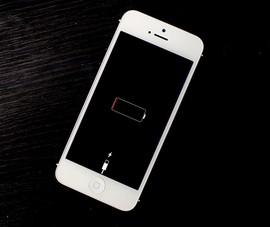 Sửa lỗi iPhone tắt nguồn đột ngột