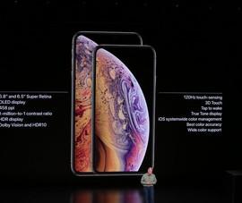 Lộ giá bán iPhone XR, XS và XS Max tại Việt Nam