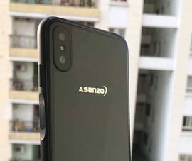 Asanzo úp mở về mẫu smartphone Việt