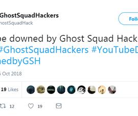 Nhóm tin tặc đánh sập YouTube mạnh tới đâu?