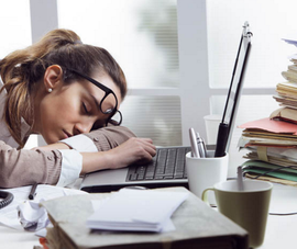 Công ty trả tiền cho nhân viên chỉ để ngủ
