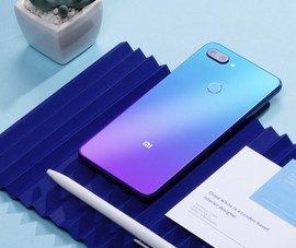 Thị trường smartphone tầm trung 'dậy sóng' với Mi 8 Lite