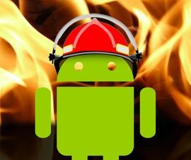 Cách hạn chế điện thoại Android quá nhiệt