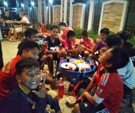 Đội bóng nhí Thái Lan được mời dự lễ trao giải FIFA