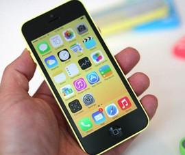 """Giá bán iPhone 5C, 5S """"hạ nhiệt"""" nhanh chóng tại Việt Nam"""