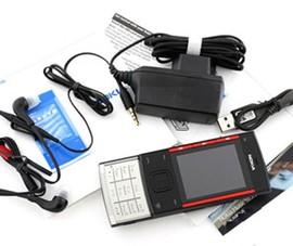 """Mở hộp """"anh em"""" của Nokia X6"""