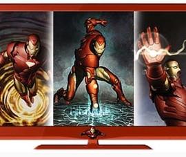 HDTV ăn theo bộ phim Iron Man