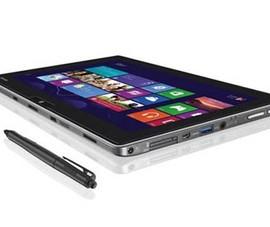 Toshiba ra máy tính bảng Windows 8 Pro có bút cảm ứng