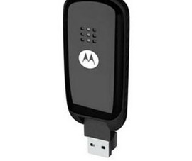 Motorola giới thiệu modem USB LTE 4G đầu tiên