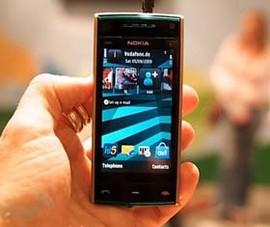Đầu năm 2010, Nokia X6 mới đến Việt Nam