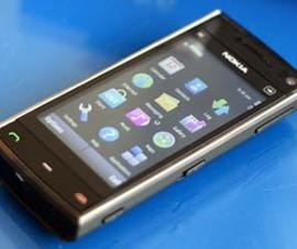 Nokia X6 8GB về VN giá 5,9 triệu