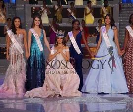 Hoa hậu Nhân ái Thùy Tiên làm giám khảo cuộc thi thời trang