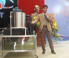 Việt Nam đã có công nghệ làm nước đá từ nước biển