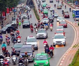 Phân vùng hoạt động, màu sơn cho taxi Hà Nội?