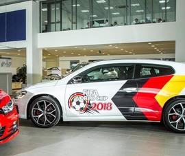 """Người Việt tăng mua ô tô nhập gấp 5 lần để """"quẩy"""" World Cup"""