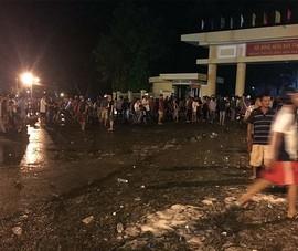 Trụ sở UBND Bình Thuận bị đập phá thiệt hại 1,5 tỉ đồng