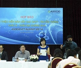 Việt Nam đăng cai sự kiện công nghệ lớn nhất hai châu lục