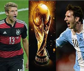 Chung kết World Cup, Đức – Argentina: Giấc mơ có thật