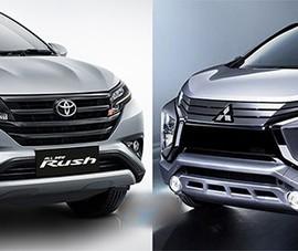 Toyota Rush - đối thủ đáng gờm của Mitsubishi Xpander