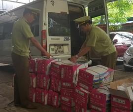 Nhập lậu hạt dưa từ Trung Quốc về làm bánh Trung thu
