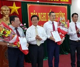 Thứ trưởng Bộ Khoa học Công nghệ làm phó bí thư Phú Yên