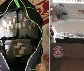 Mua tủ cũ 500 USD phát hiện trong tủ có  7,5 triệu USD