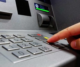 Giải pháp bảo mật khi rút tiền tại trạm ATM