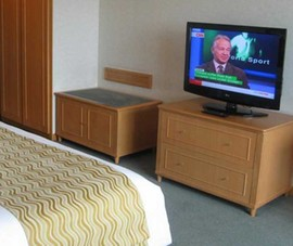 Thu tiền tác quyền: Cần một liên minh… khách sạn
