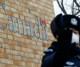 Căng thẳng trước thềm Trung Quốc xét xử công dân Canada