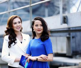 'Cô nàng thời tiết' hot nhất VTV sẽ dẫn 'Việt Nam hôm nay'