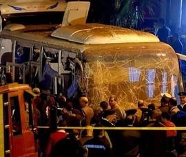 Ba công dân Việt Nam bị thương nặng ở Ai Cập được giải phẫu