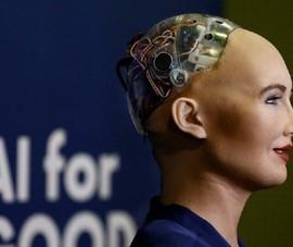 Robot đầu tiên được cấp quyền công dân có mặt tại Việt Nam