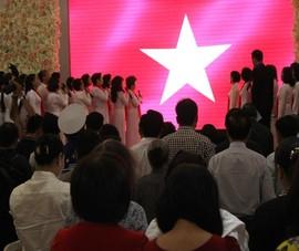 CLB Vì Hoàng Sa - Trường Sa thân yêu kỷ niệm 4 năm thành lập