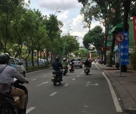 Cấm rẽ trái vào hàng loạt cầu trên đường Hoàng Sa-Trường Sa